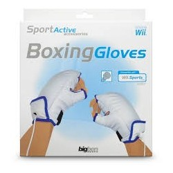 BOXING GLOVES WII